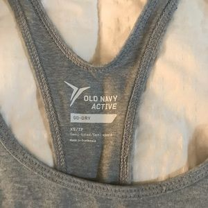 Old Navy Tops - Workout tank